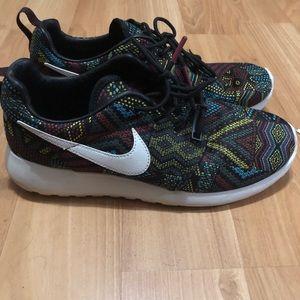 Aztec Nike shoes